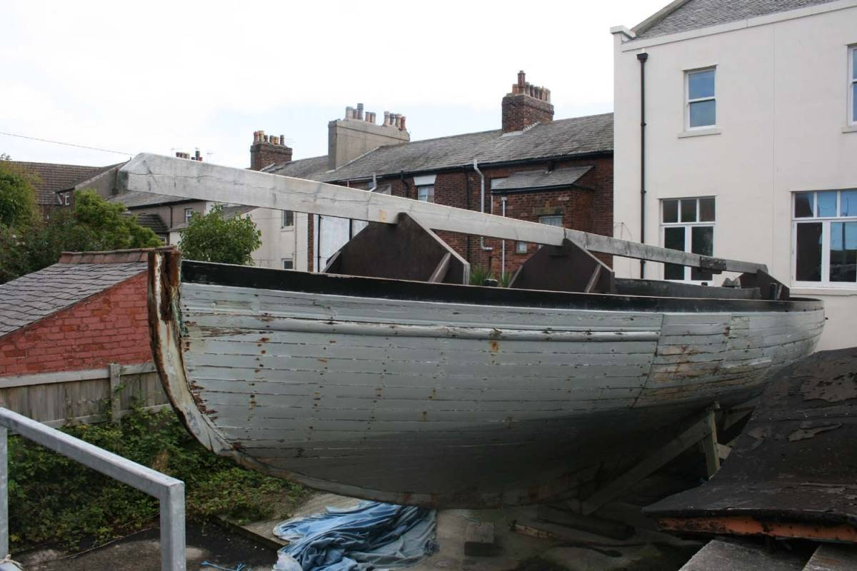 Judy vessel