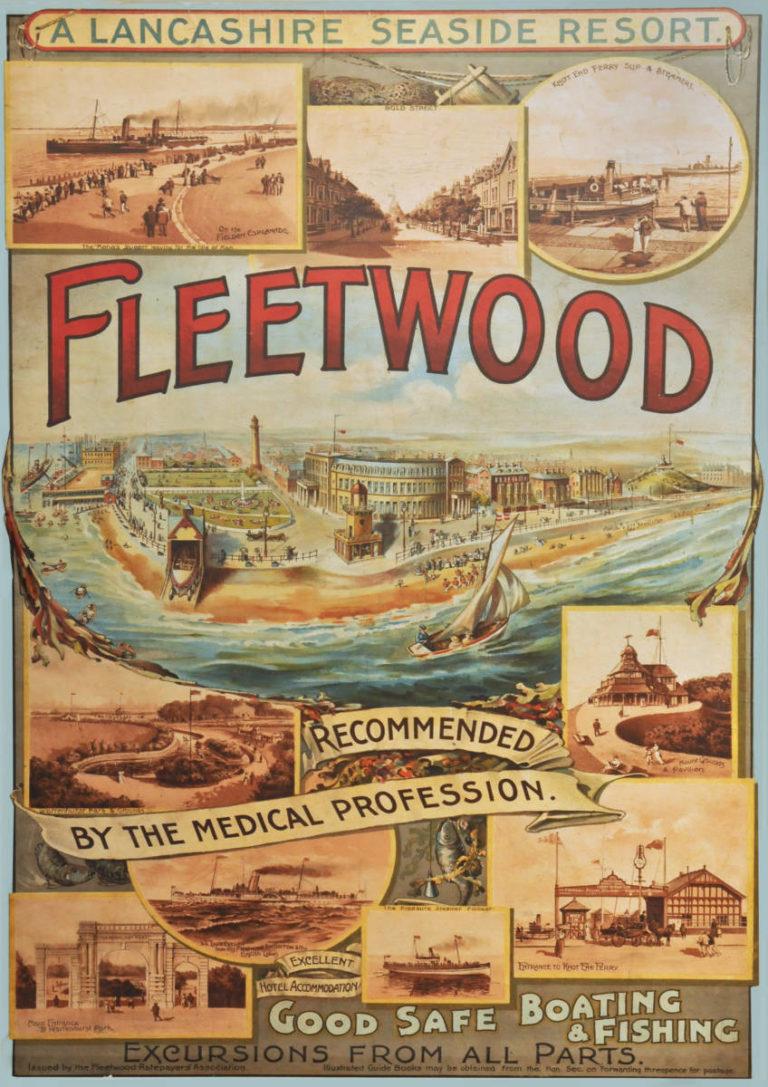 Fleetwood health poster
