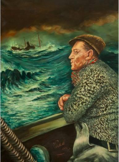 Skipper Roskell Tom Roskell Fleetwood Museum